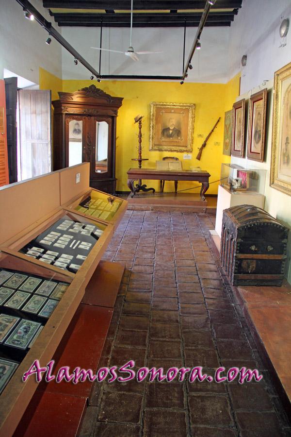 The Alamos History Museum