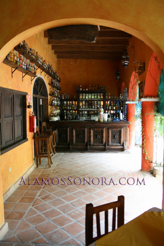 alamos sonora restaurant bar