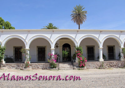 Colonial Alamos Sonora